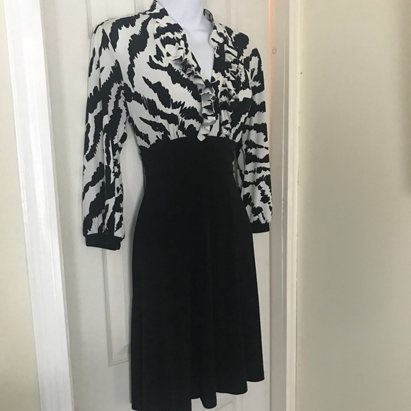 Mercer Madison Dresses Mercer And Madison Black And White Dress